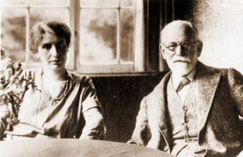 Image result for Anna Freud